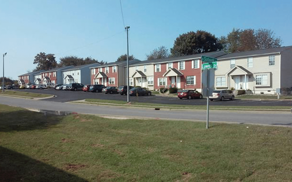 1217 N. 16th St. Units in Murray KY